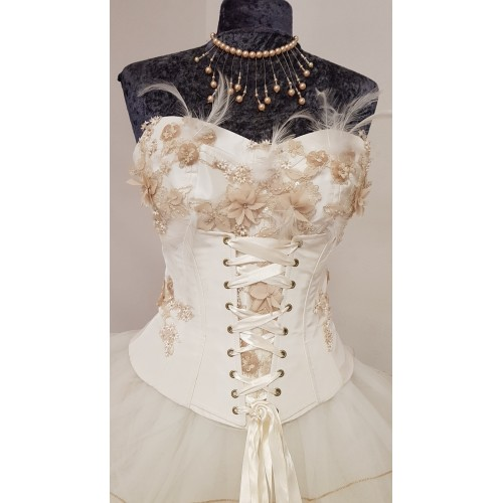 Robe de mariée duchesse