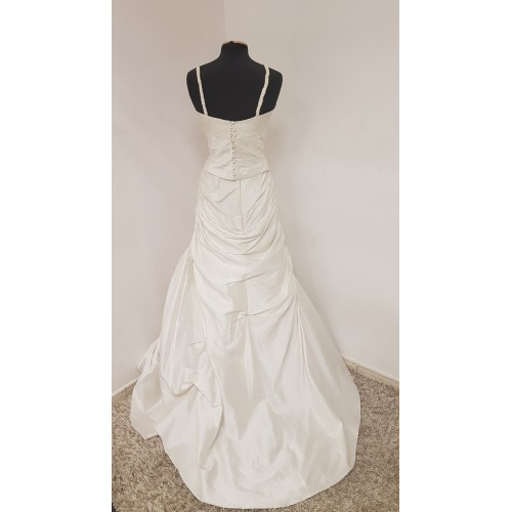 Robe de mariée tule